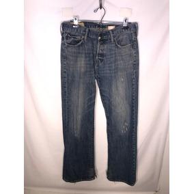 Jeans Abercrombie T- 30 Id L817    C Detalle Promo 3x2 Ó 2x1 a8c75a8fda8