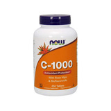 Now Foods, Vitamina C, Bioflavonoides, 1000 Mg, 250 Capsulas