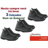 Sapato Masculino Bompel no Mercado Livre Brasil 6f5b24d5ba