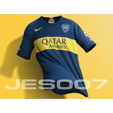 Nueva Camiseta Titular De Boca Juniors 2018/19 - Nike Match