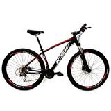 Bicicleta Aro 29 Ksw 21v Câmbios Shimano **promoção**