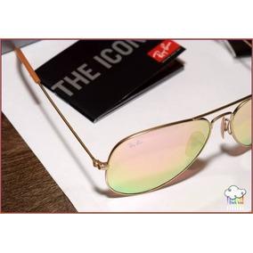 Lentes De Óculos De Sol Aviador Rose - Óculos no Mercado Livre Brasil 2c5a870c45
