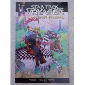 Star Trek Voyager Avalon Rising - David Roach - Wildstorm