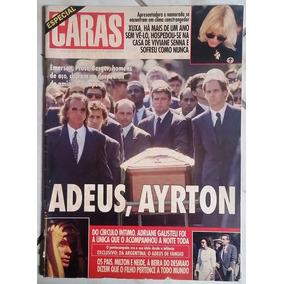 Revista Especial Ayrton Senna - Caras