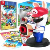 Mario And Rabbids Kingdom Battle Nintendo Switch Collector