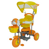 Triciclo Infantil Perrito Musical Bebitos Xg-3412ea
