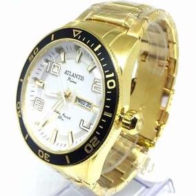 27f6e633518 Relógio Atlantis Masculino em Umuarama no Mercado Livre Brasil