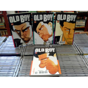 Manga Old Boy Vol 1 2 3 E 4 Garon Tsuchiya
