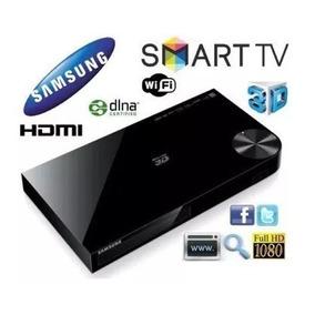 Blu-ray Samsung Smart Tv + Wifi + 3d + Samsung Apps