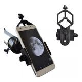 Adaptador De Celular Telescópio / Microscópio Frete Grátis