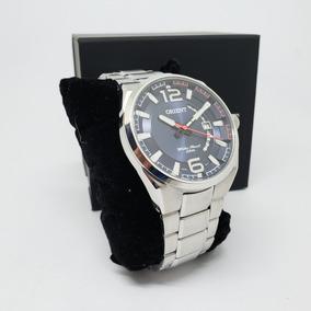 Relógio Orient Masculino Mbss1336 Aço Prata Com Nf-e