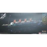 Academy 1/700 14220 Rms Titanic Con Set De Iluminacion Led