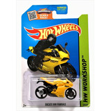 Hot Wheels Ducati 1199 Panigale 203/250 Año 2013 Legacyts