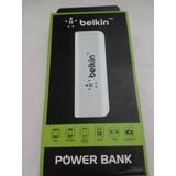 Power Bank Cargador Portatil Belkin 1 Carga Al Mayor Y Detal