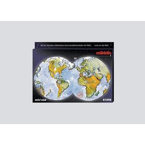 Marklin 81098 Escala Z Coleção 24 Vagões Do Mundo