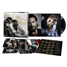 Vinil Duplo Lady Gaga & Bradley Cooper A Star Is Born Lp