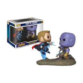 Funko Pop Marvel Avengers Infinity War Thor Vs Thanos 707