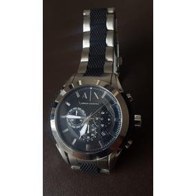 Relogio Armani Exchange Ax 1214 - Relógios De Pulso no Mercado Livre ... b893eab155
