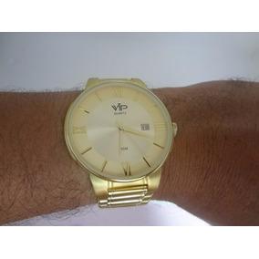 73c1b675f26 Relogio Vip Quartz Masculino - Joias e Relógios no Mercado Livre Brasil
