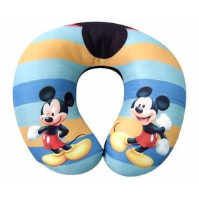 20 Almofadas De Pescoço Lembrancinha Mickey - Atacado