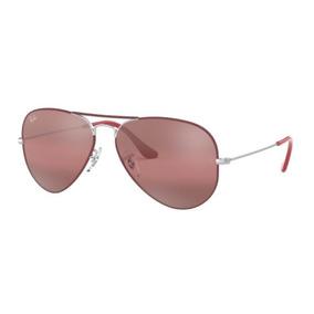 92cf726052135 Oculos Ray Ban Aviador Vermelho - Óculos no Mercado Livre Brasil