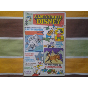 Gibi Almanaque Disney N;8 Raro Original Frete Gratis