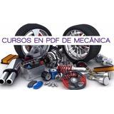 Cursos De Mecánica Automotríz 30 Libros Ebook Pdf