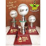 Trofeos De Béisbol