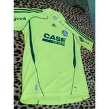 Camisa Palmeiras Verde Limão Case - Futebol no Mercado Livre Brasil eca77e15e8138