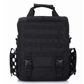 Mochila Morral 2 En 1 , Modelo Messenger Bag