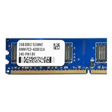 2 Gb Ddr-2 Pc2-4200 533 Mhz Dimm Para Pc