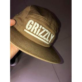 Boné 5 Panel Grizzly - Bonés para Masculino no Mercado Livre Brasil 3f5322521bf