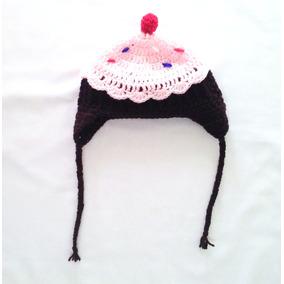 cfb2ce86e Gorros Crochet Personajes - Ropa y Accesorios Blanco en Mercado ...