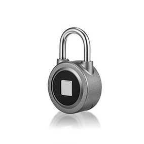 Bloquear Huellas Dactilares, Conexión Bluetooth , Metal Imp