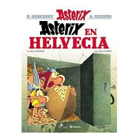 Asterix En Helvecia Numero 16 Planeta Excelente