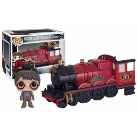 Funko Pop! Hogwarts Express Engine With Harry Potter
