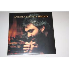 Andrea Bocelli Lp Duplo 180g Sogno Lacrado Importado