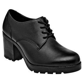 Botas Mudd Negras Tacon Cuadrado De 6cm Num 8usa - Zapatos en ... cf6e66acef381