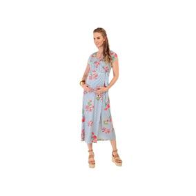 Vestido De Maternidad Expecting Talla Ech