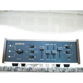 ** Amplificador Gradiente Lab 70 **