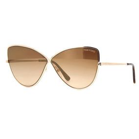 796cb0befc7ef Óculos De Sol Da Tom Ford Modelo Samantha - Óculos no Mercado Livre ...