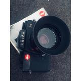 Leica R4 Lente Summicron 1;2/50 Leitz Wetzlar Perfectas Cond