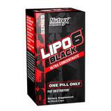 Lipo 6 Black De 60 Cáps. - Nutrex - Super Promoção!!!