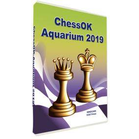 Programa De Xadrez Chessok Aquarium 2019 Completo   Envio Ra