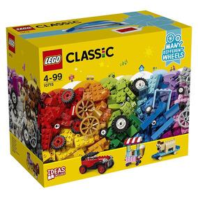 Lego Classic: Ladrillos Sobre Ruedas