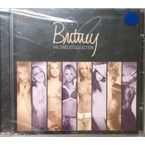 Britney - The Singles Collection - Cd Original Importado