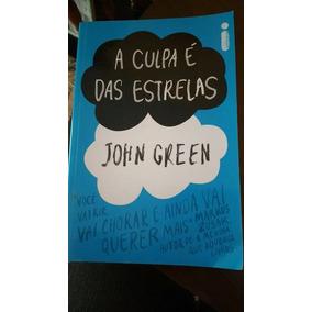 Livro A Culpa É Das Estrelas De John Green
