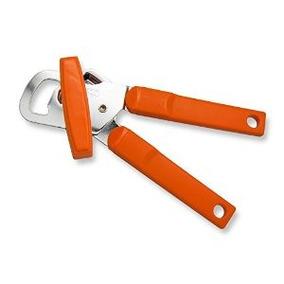 Manual Zurdos Abrelatas De Orange Handle