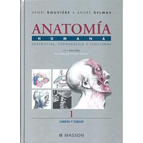 anatomia de rouviere tomo 1