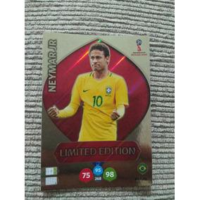 Cards Copa Do Mundo 2018 Limited Limited Edição Neymar Júnio